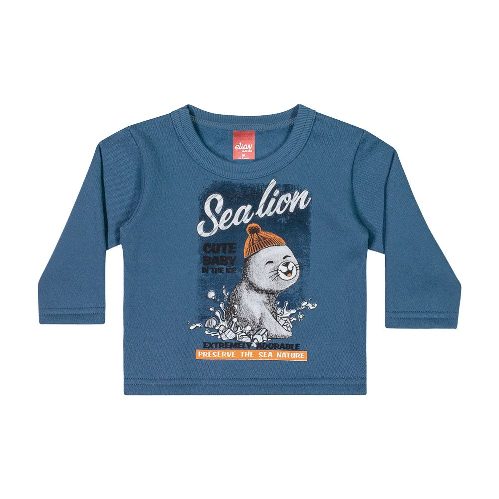 Conjunto Sea Lion Azul