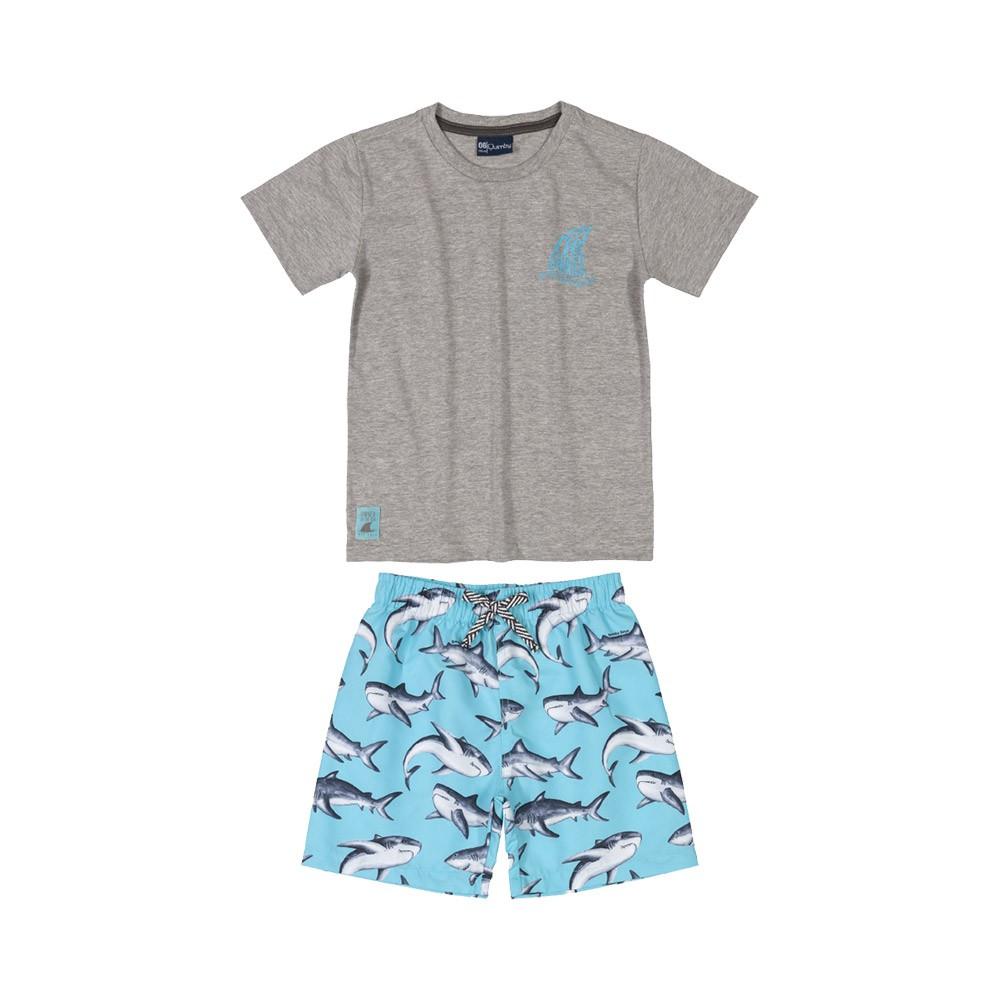 Conjunto Shark Mescla