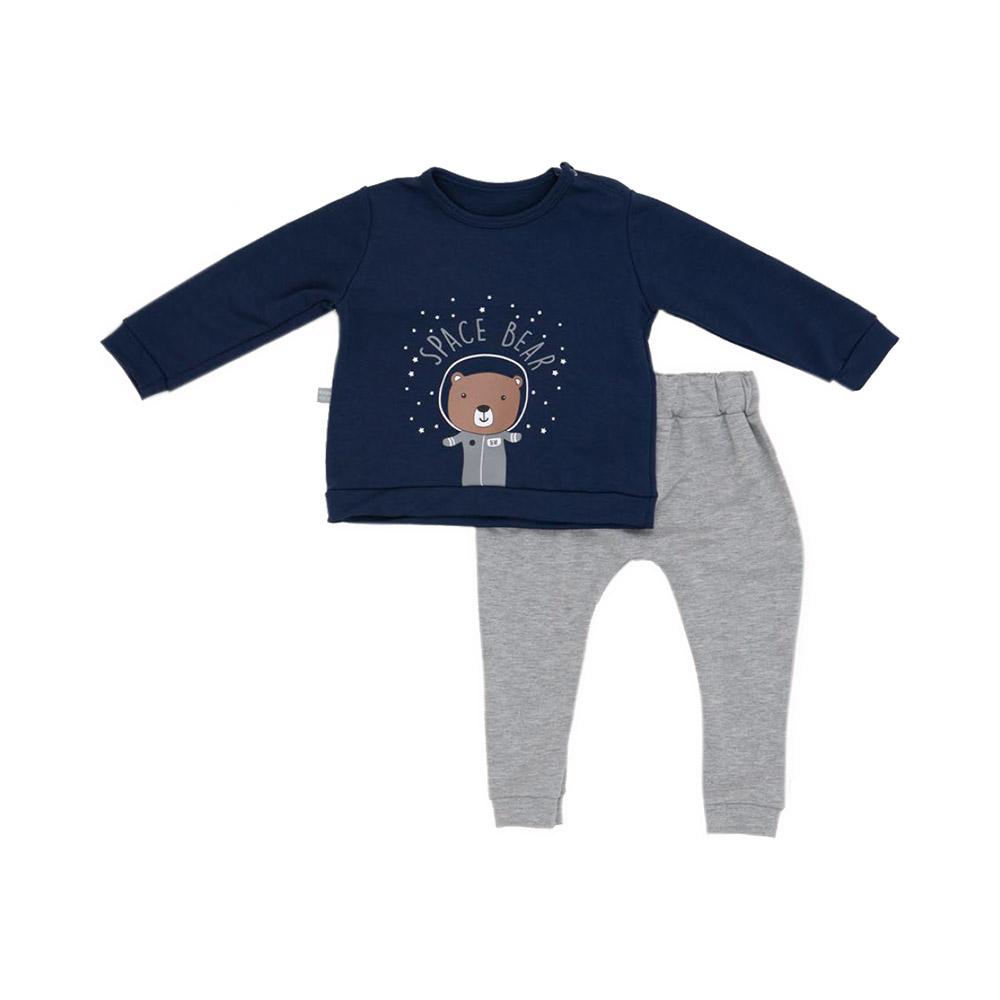 Conjunto Space Bear Baby Gut