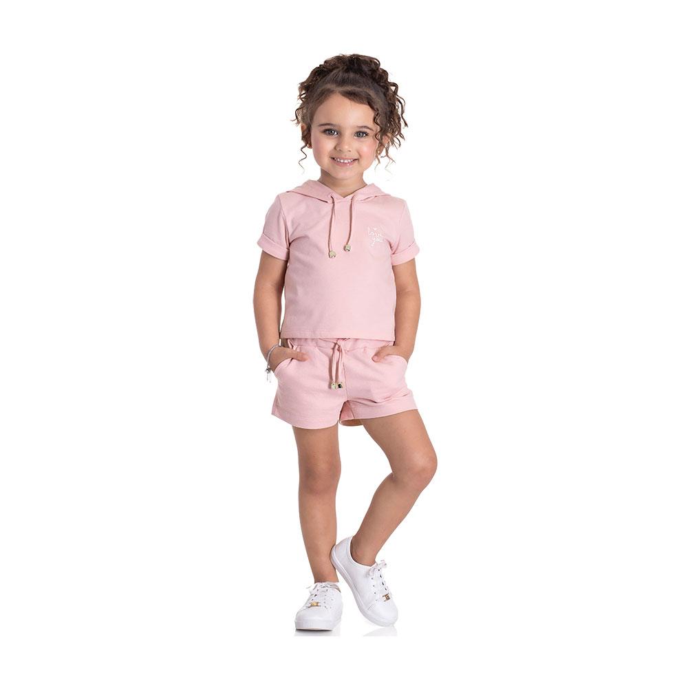 Conjunto Sport Girl TMX Rosa
