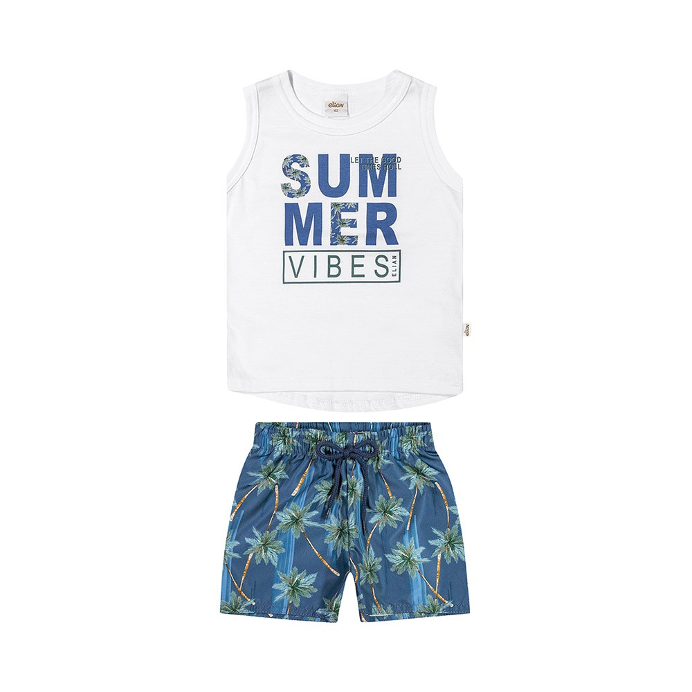 Conjunto Summer Vibes
