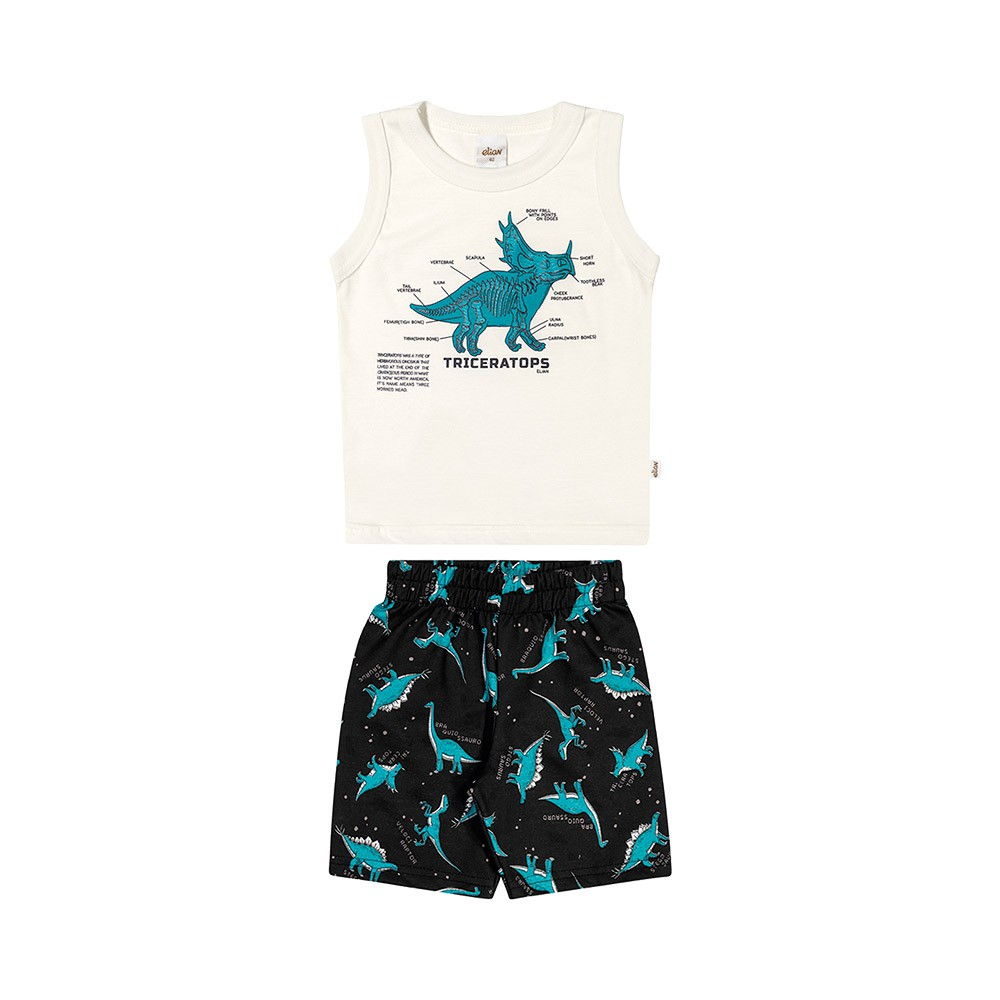 Conjunto Triceratops