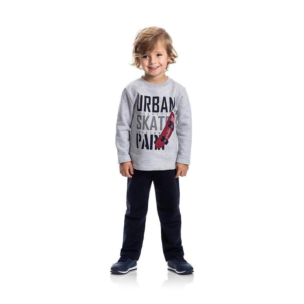 Conjunto Urban Skate Mescla