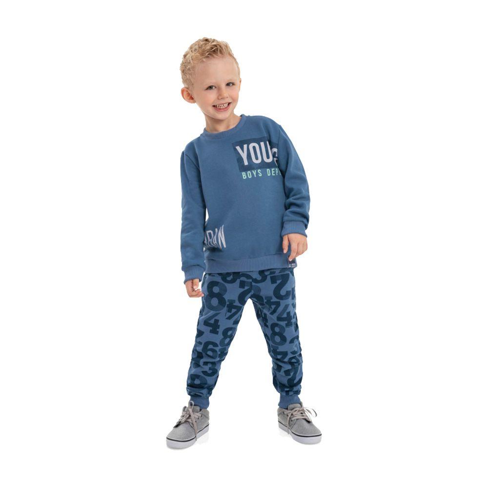 Conjunto You Boy Azul