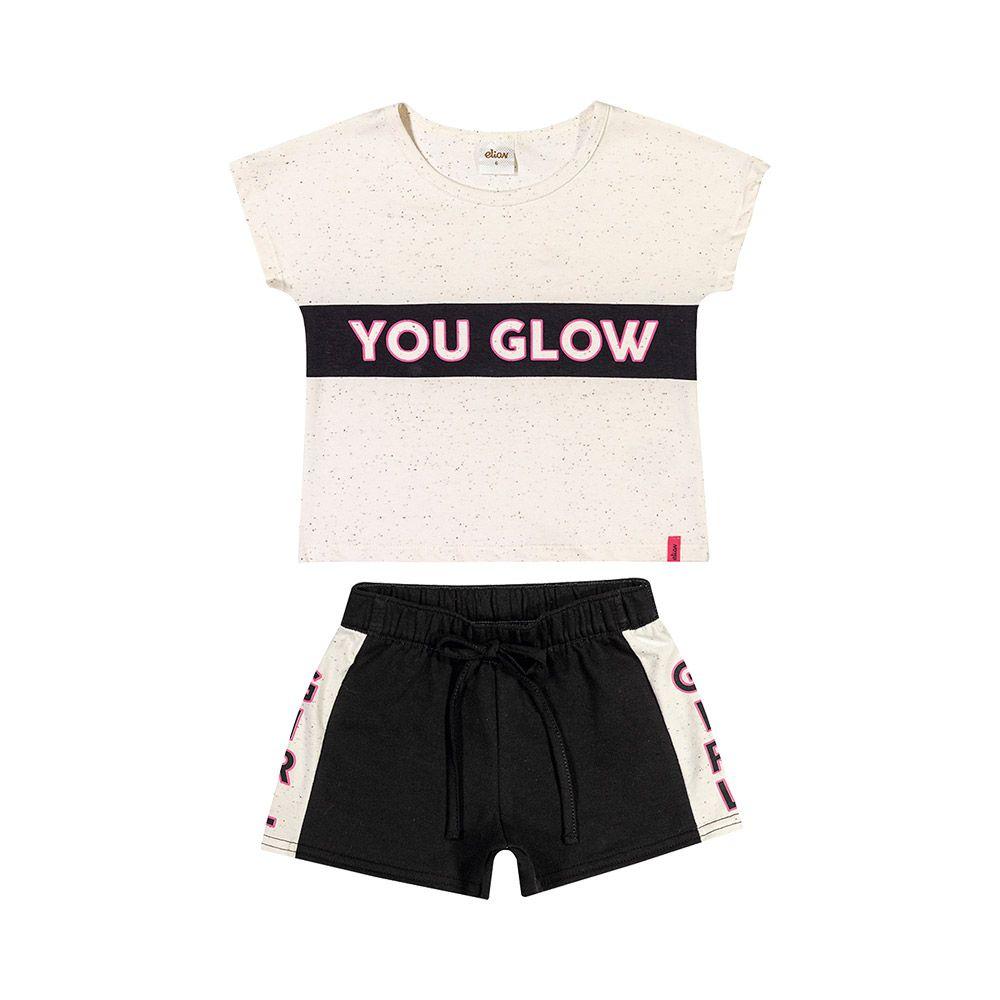 Conjunto  Your Glow