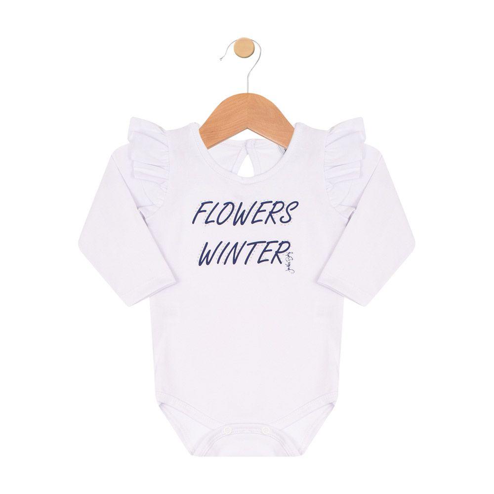 ConjuntoFlowers Winter
