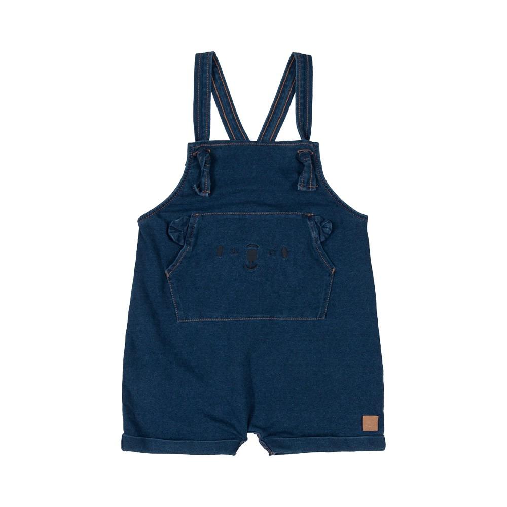 Jardineira Bear Jeans