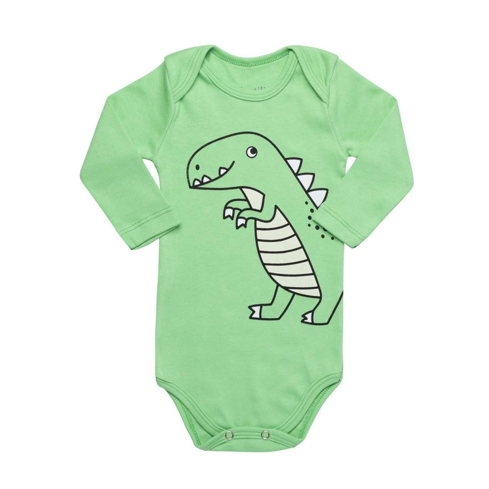 Kit Body Dino 4 peças Infantilitá