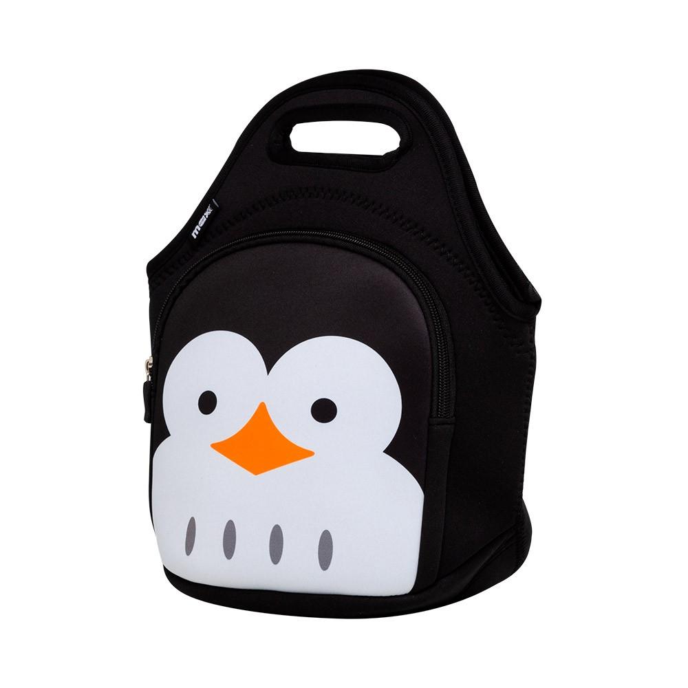 Lancheira Pinguim em Neoprene com proteção térmica