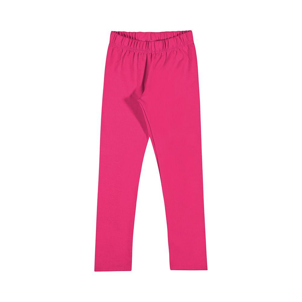 Legging em Molecotton Pink