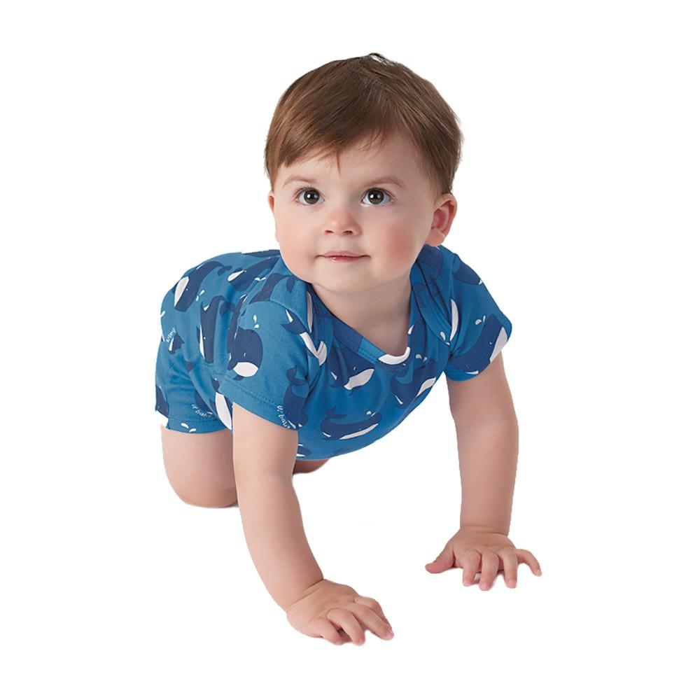 Macacão Baleia Up Baby