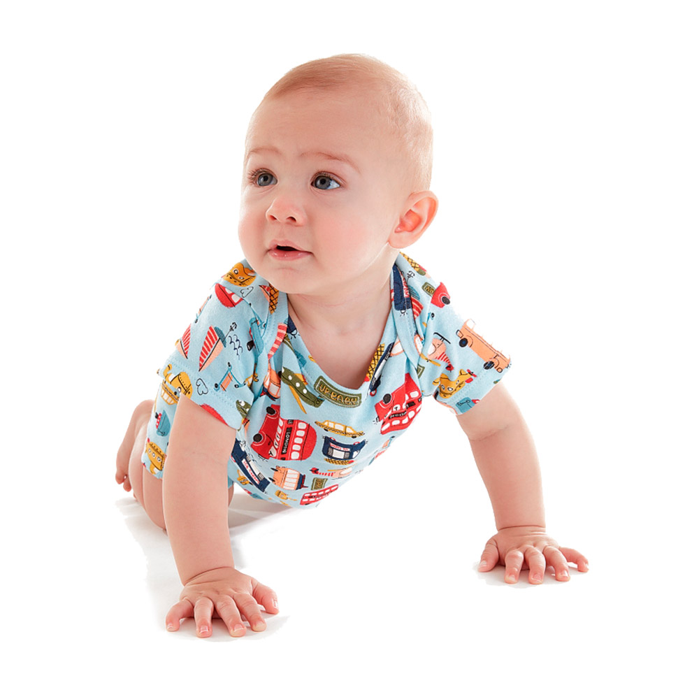Macacão Carrinhos Up Baby