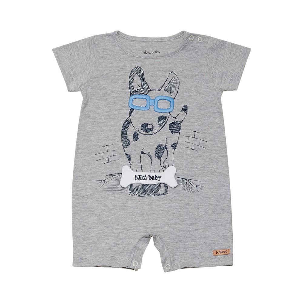 Macacão Dog Baby Nini Bambini