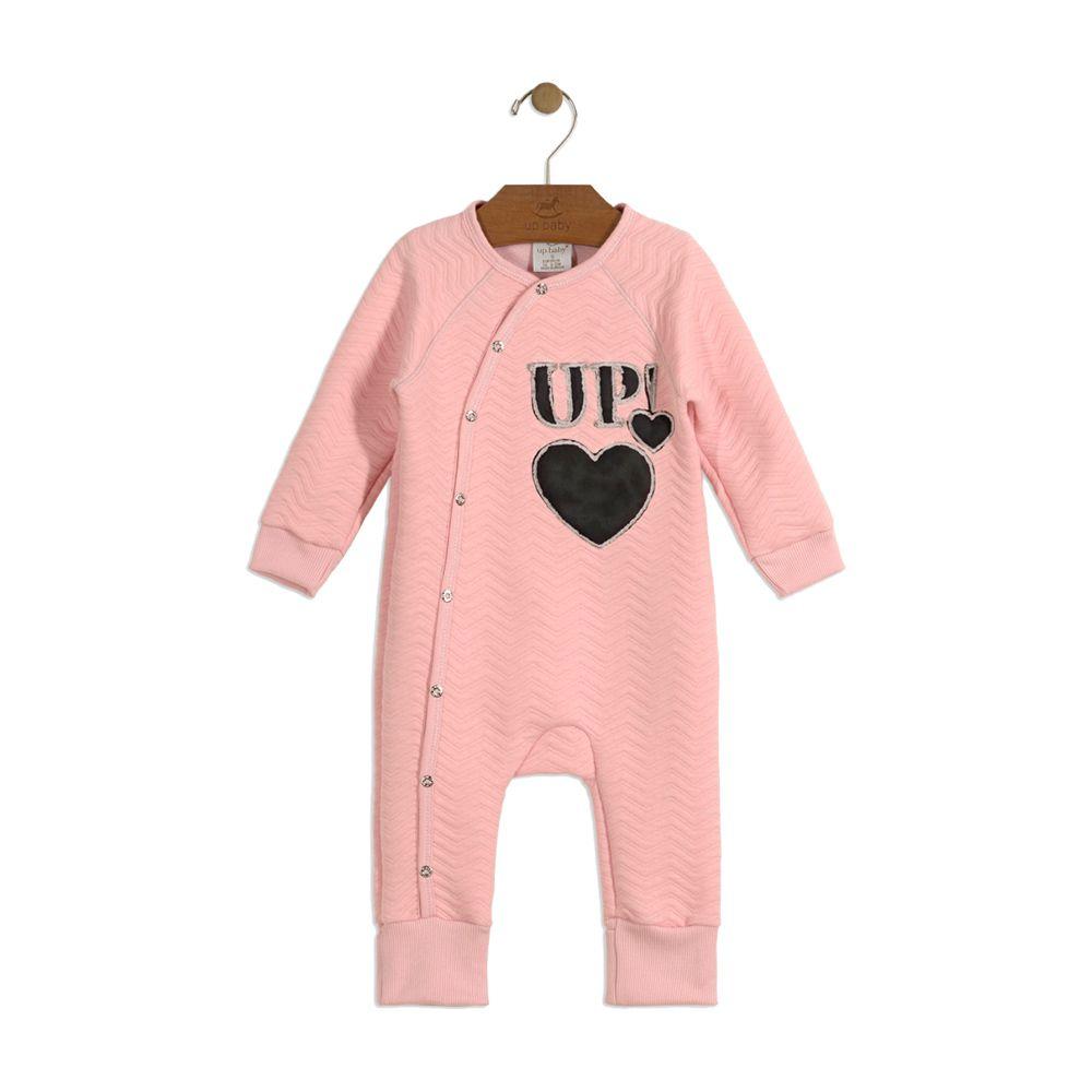 Macacão Love Up Baby