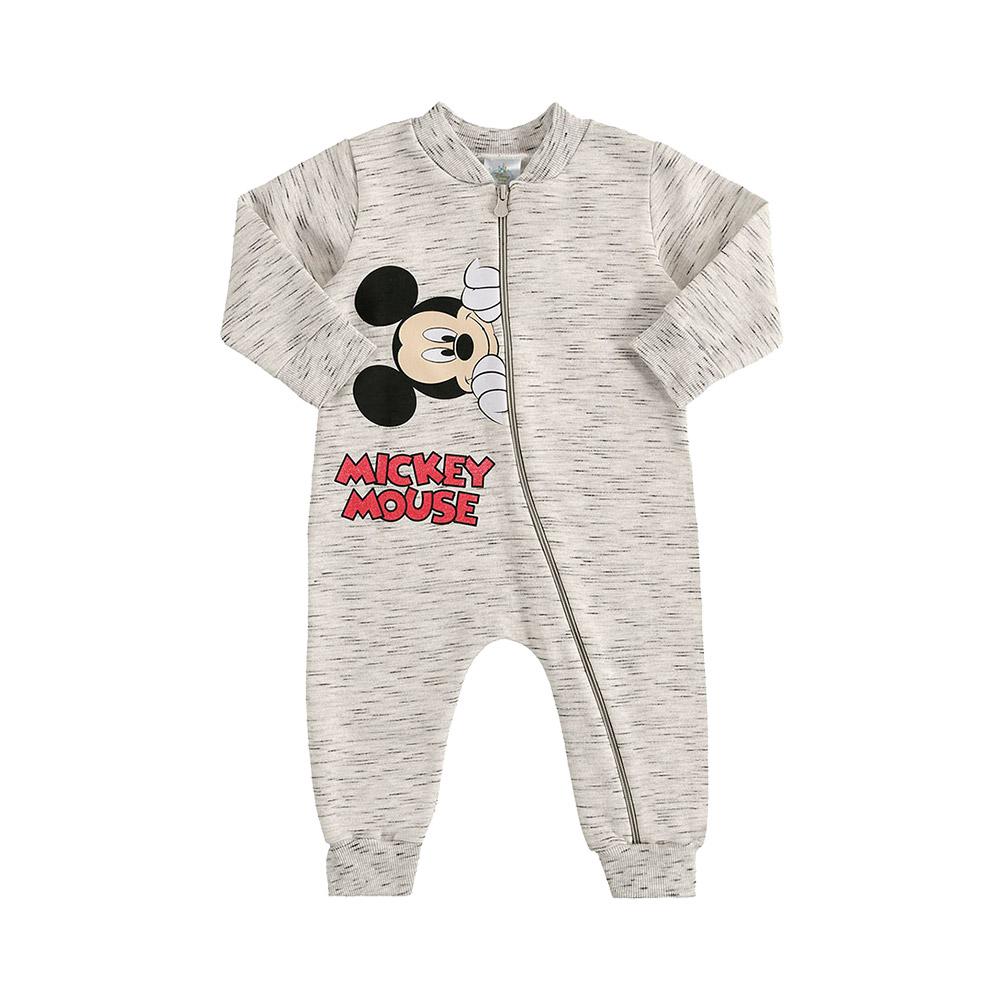 Macacão Mickey Mescla - Oficial Disney