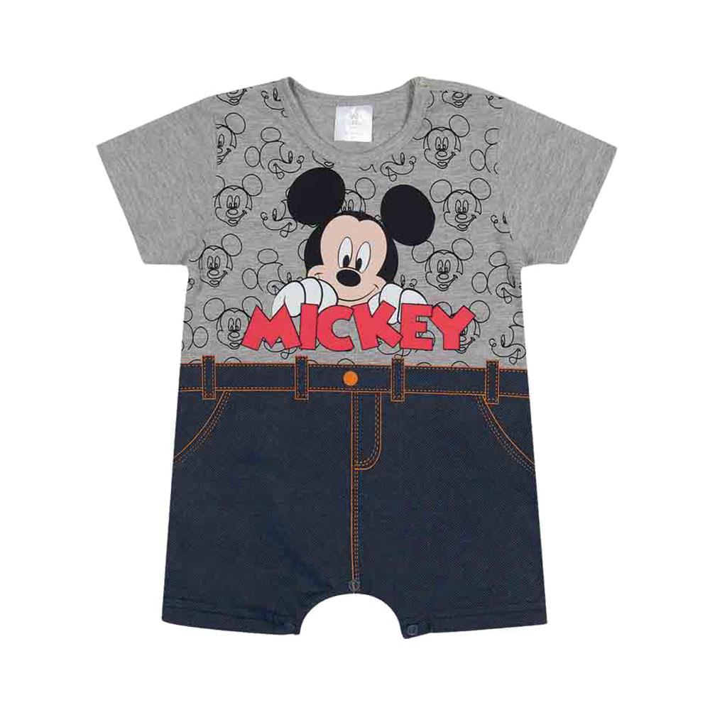 Macacão Mickey Style - Produto Oficial Disney