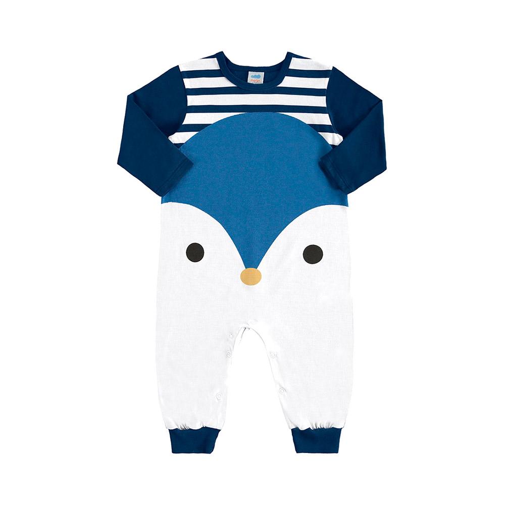 Macacão Pinguim Divertido
