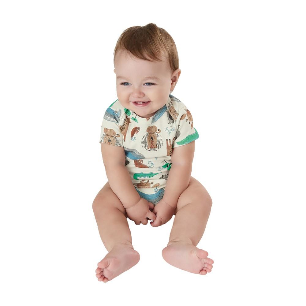 Macacão Safari Up Baby