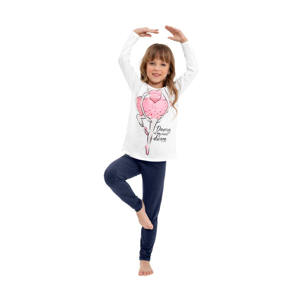 Pijama Dancing Quimby Creme