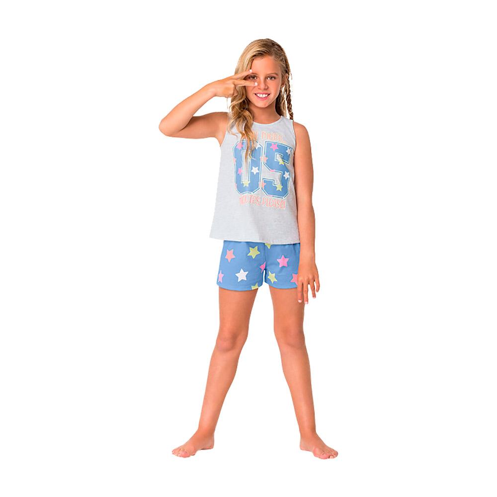 Pijama Just More Kyly - Brilha no escuro