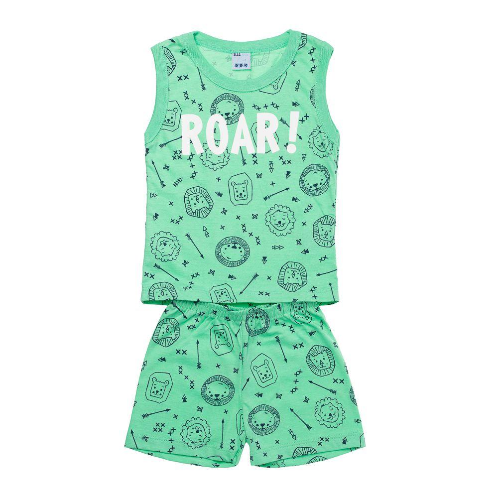 Pijama ROAR Verde