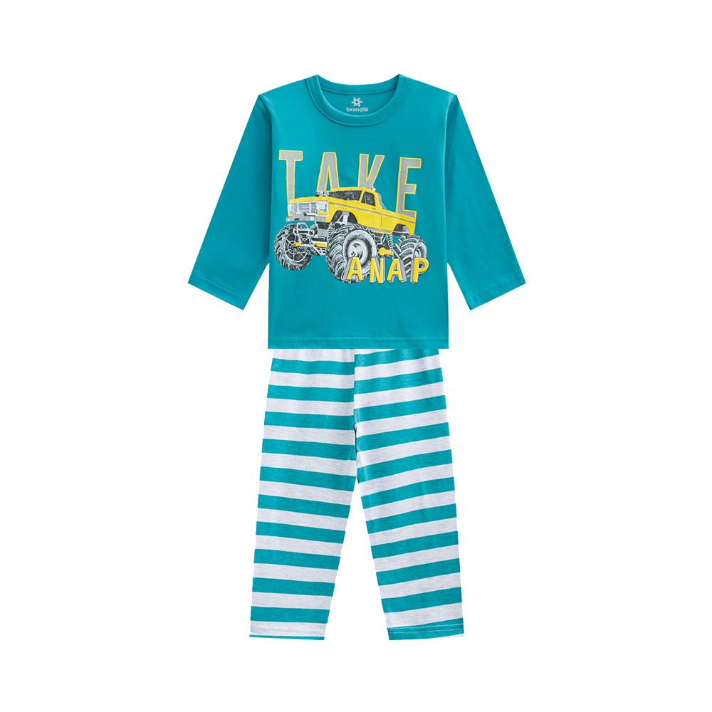 Pijama Take Verde