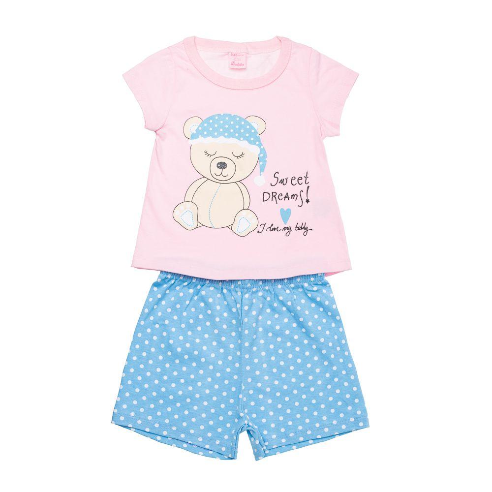 Pijama Urso Soneca
