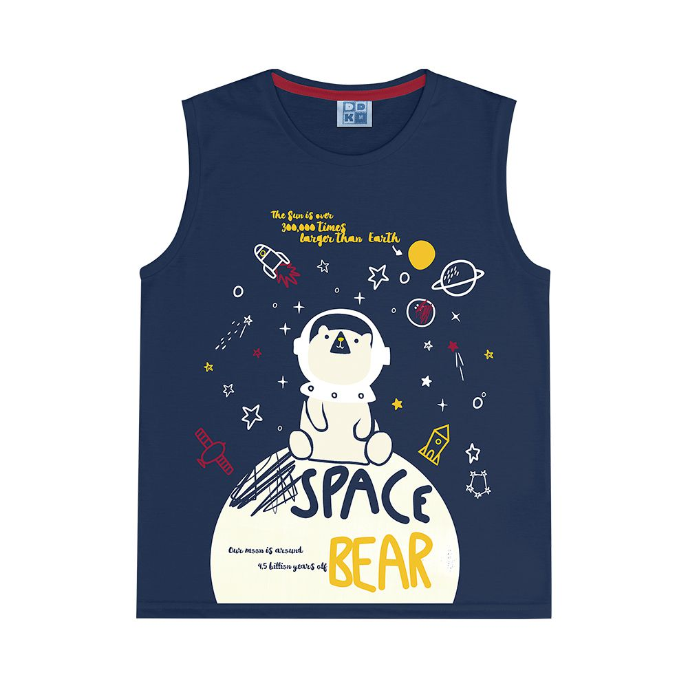 Regata Space Bear Marinho