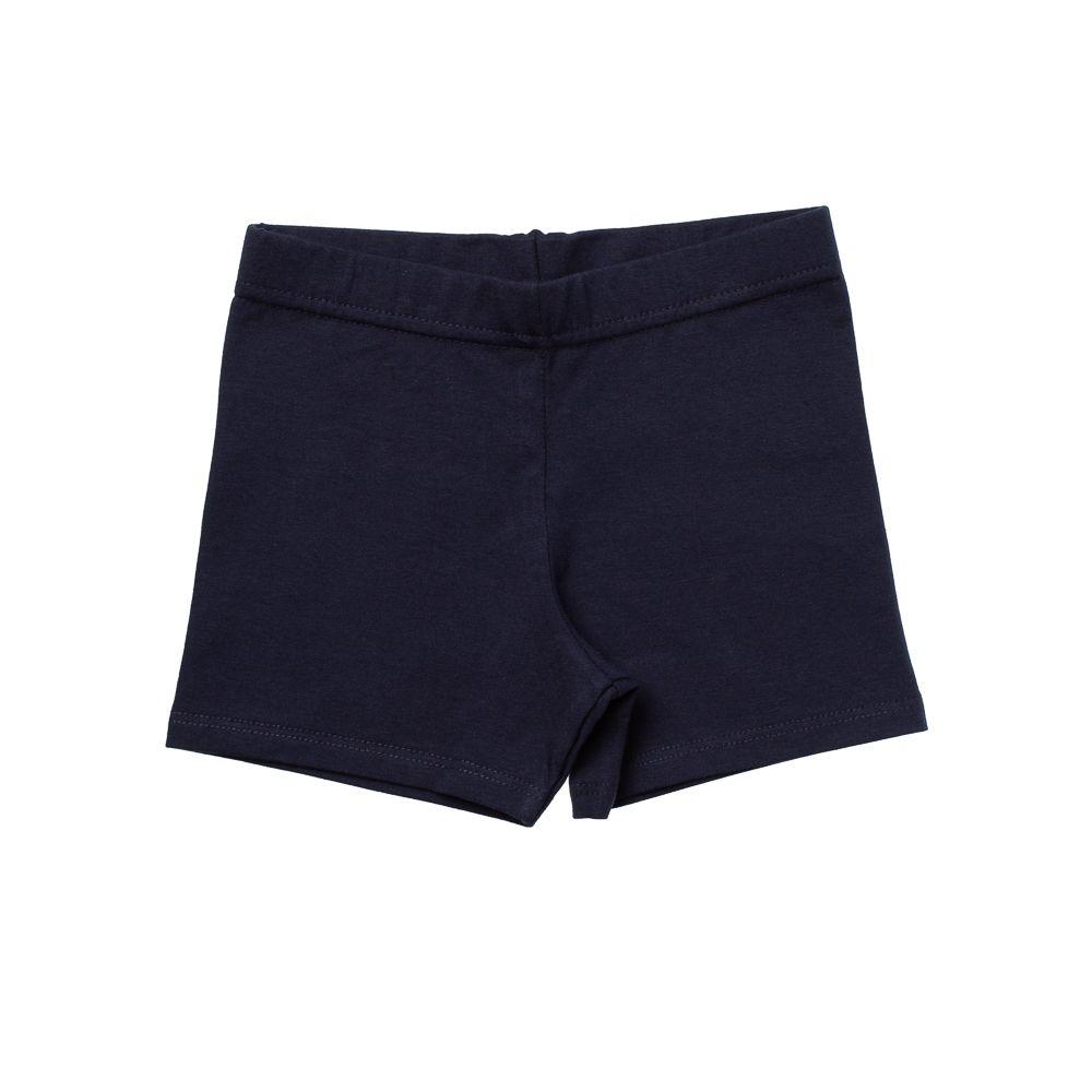 Shorts Cotton Azul Marinho