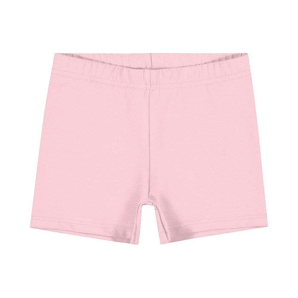 Shorts Cotton Rosa