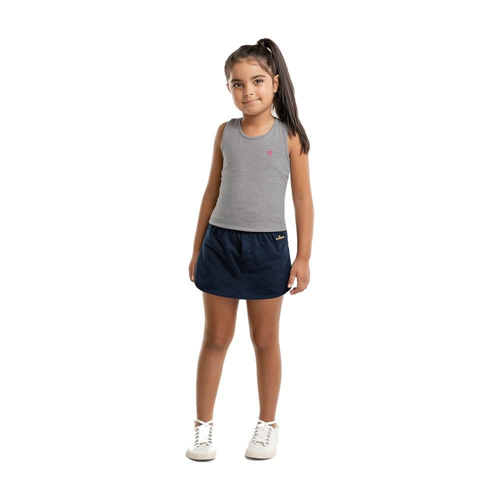 Shorts Saia Colorittá Marinho
