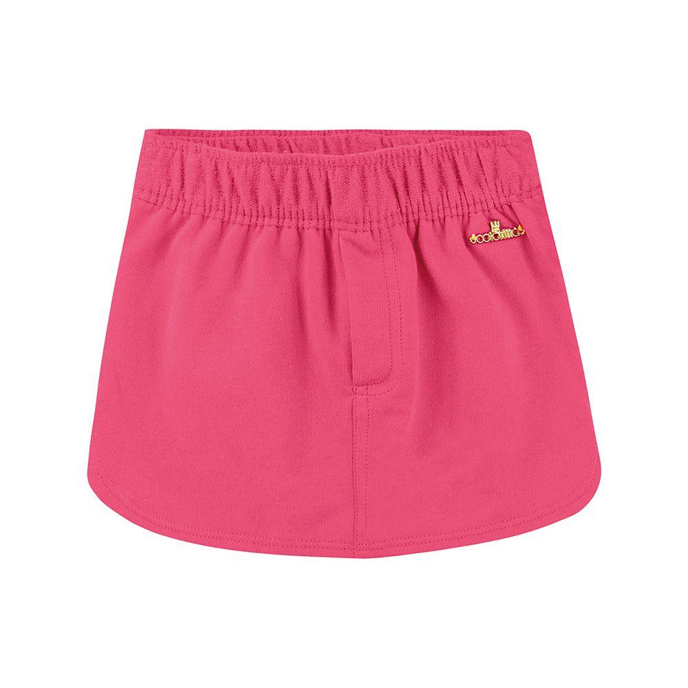 Shorts Saia Colorittá Rosa