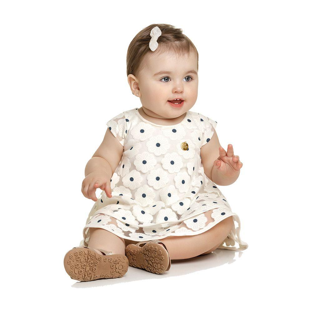 Vestido Baby Florista