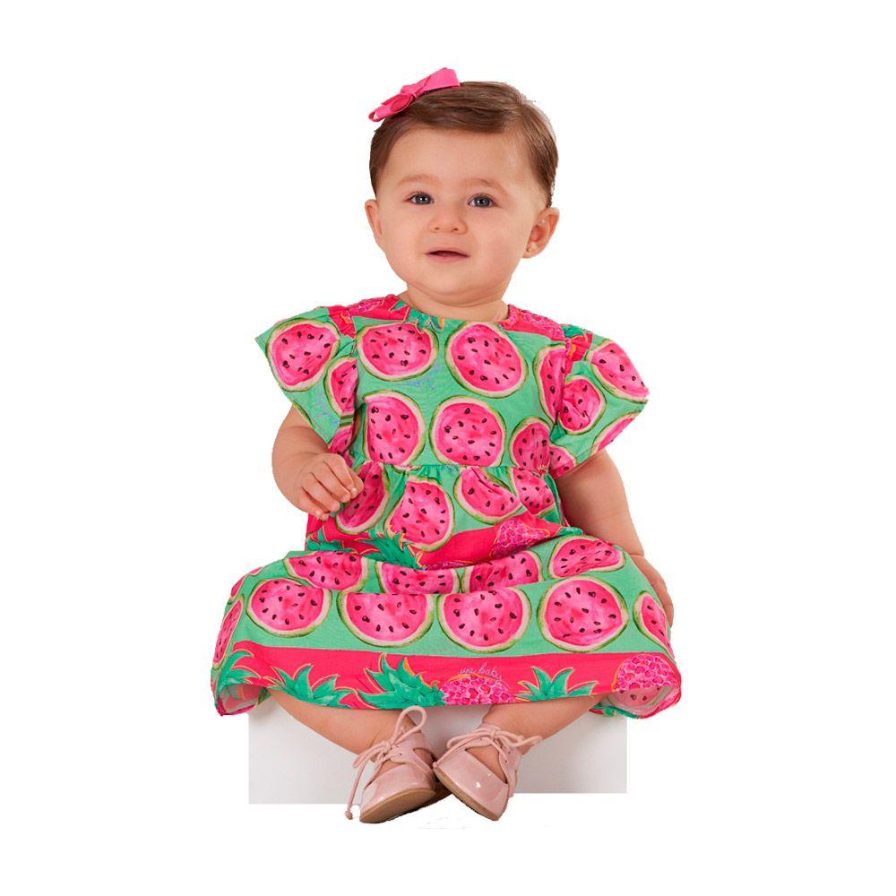 Vestido  Baby Tropical