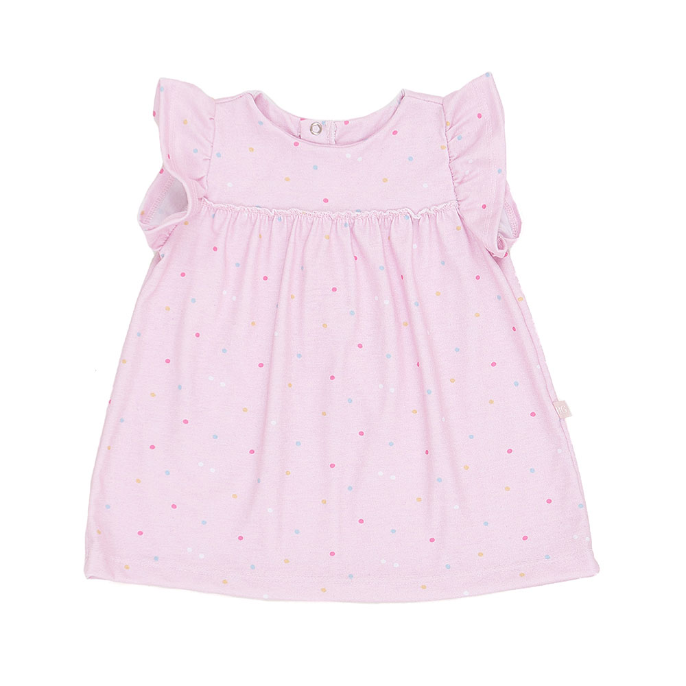 Vestido Bolinhas Baby Gut