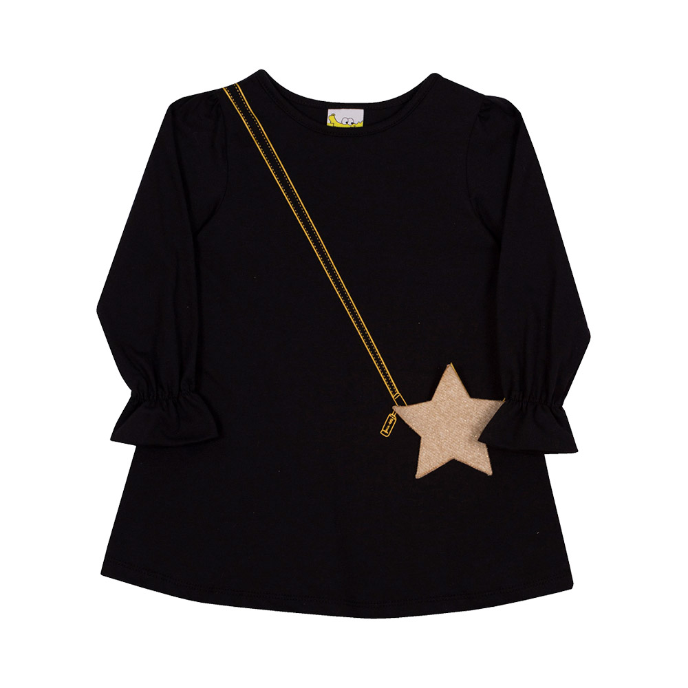 Vestido Estrela Jacalelé