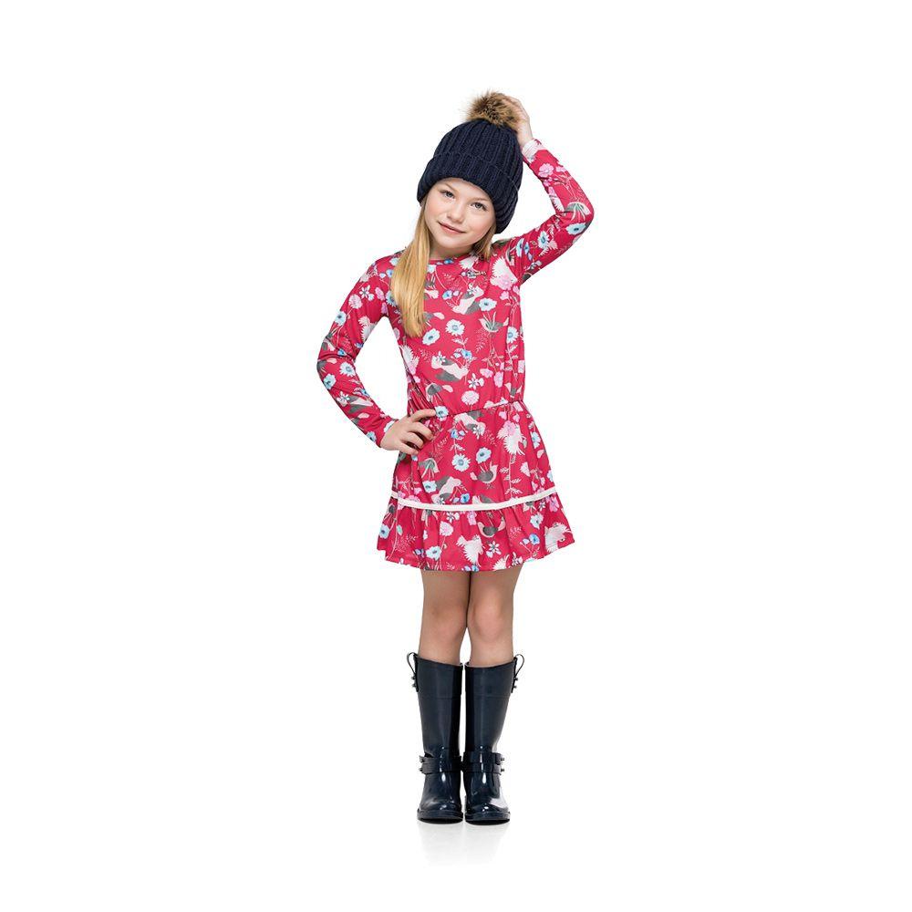 Vestido Florence Pink