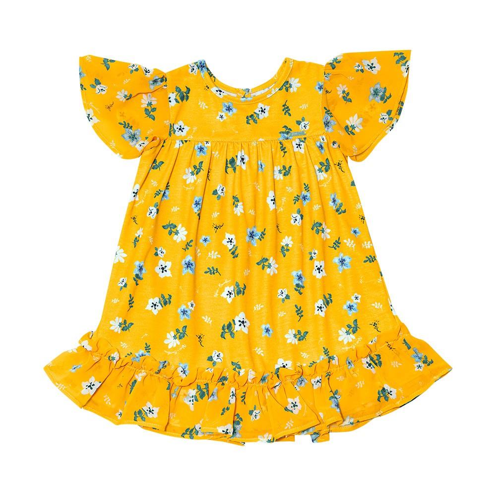 Vestido Flores Nini Bambini