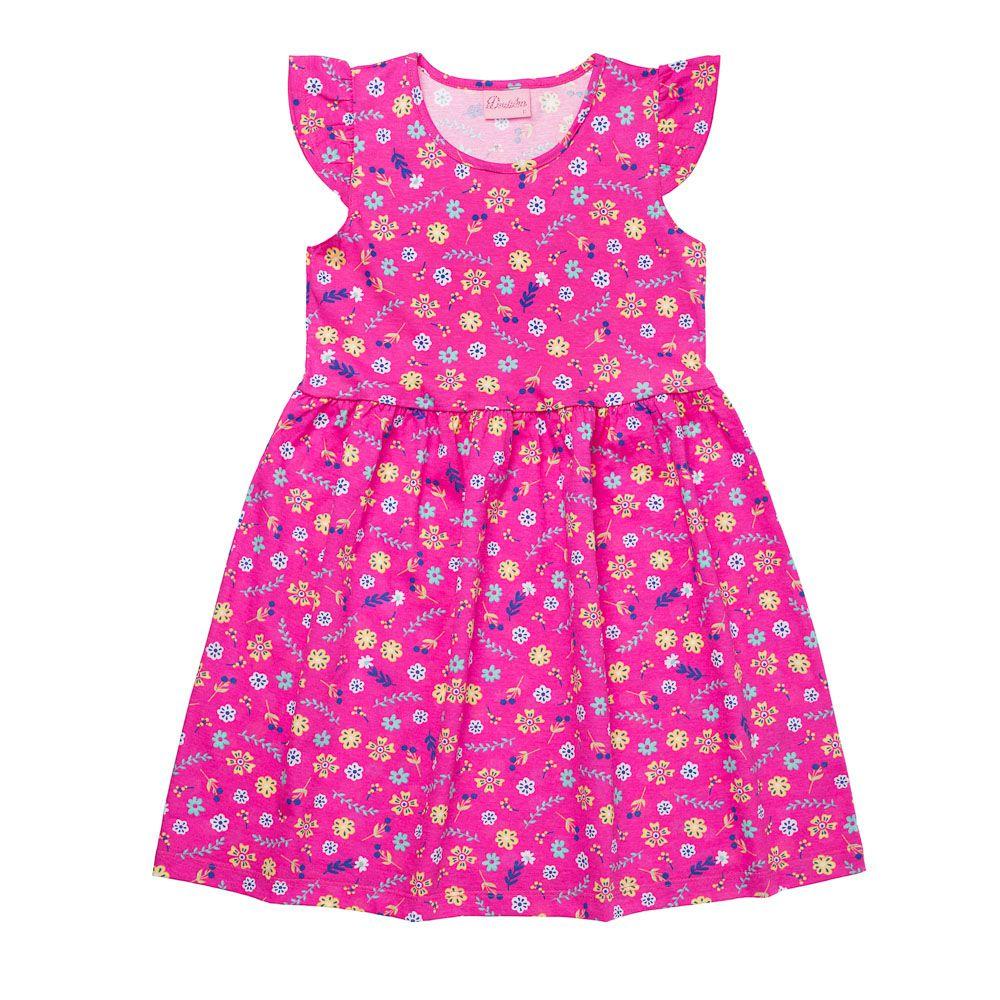 Vestido Florisbela Pink