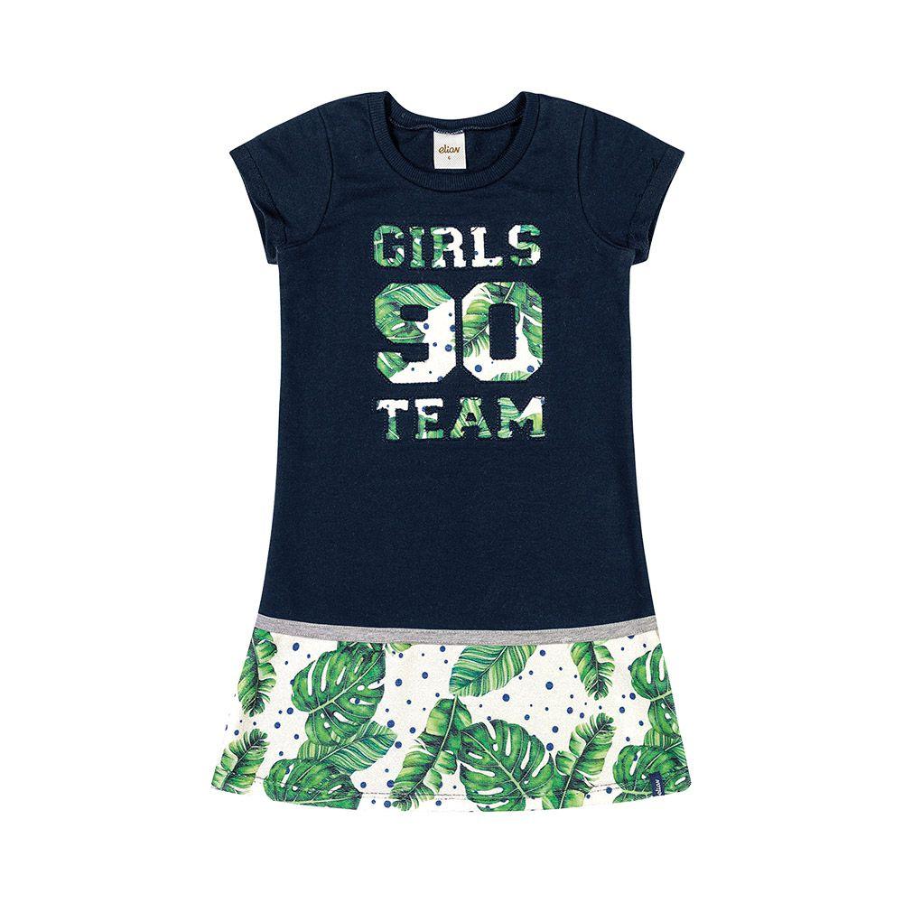 Vestido Girls Team