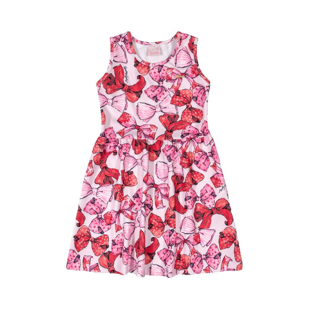Vestido Laço Rosa