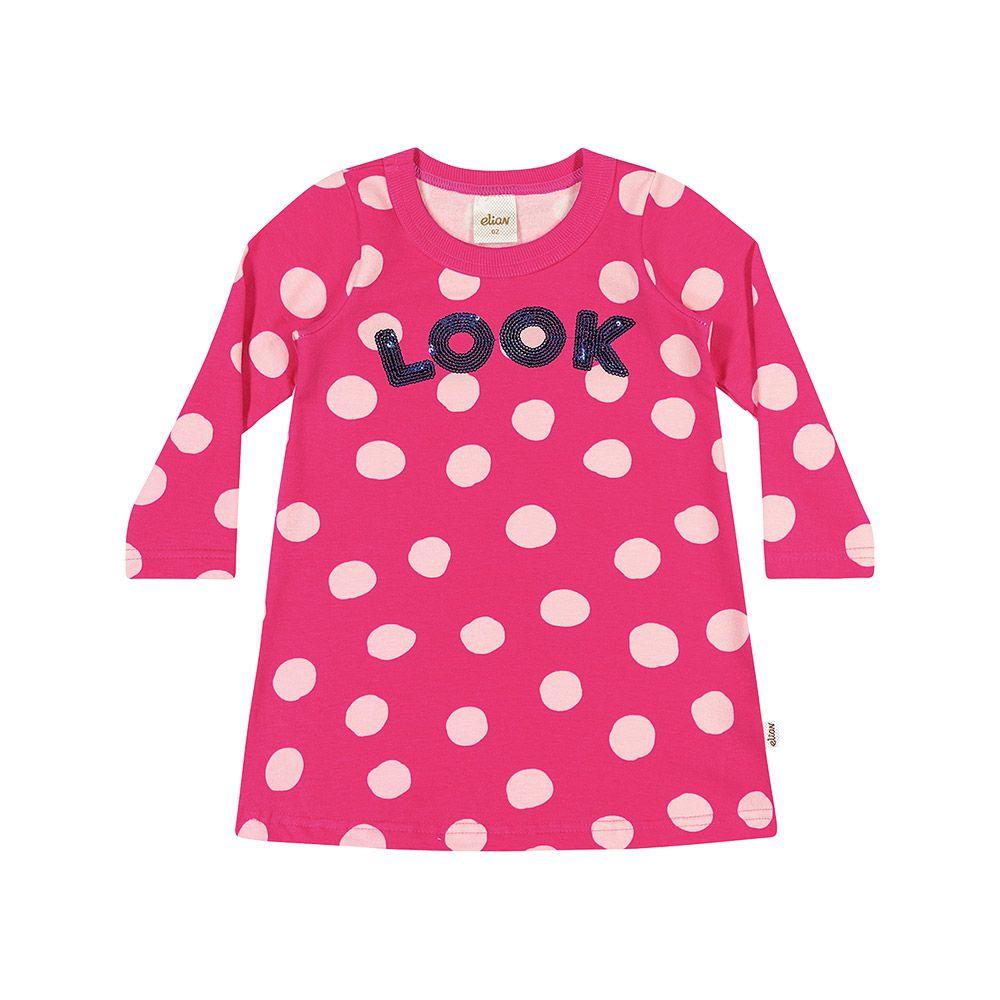 Vestido Look Pink