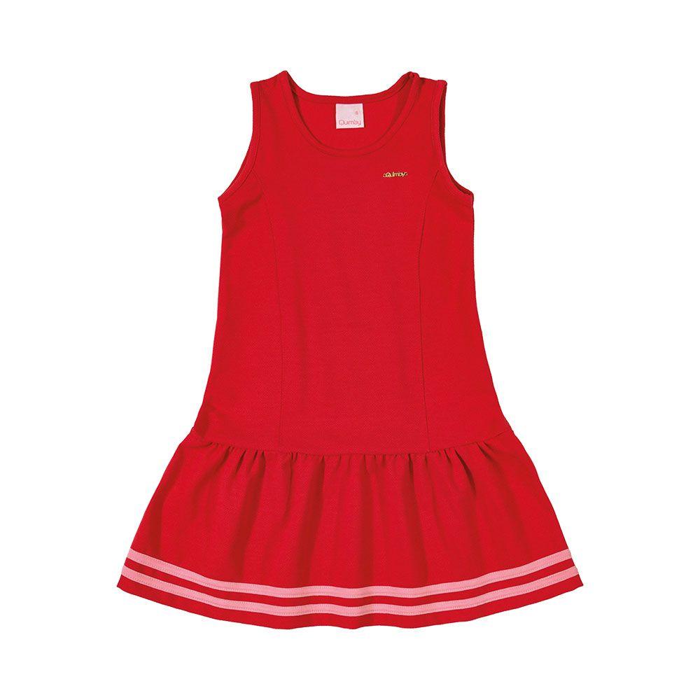 Vestido Marine Vermelho