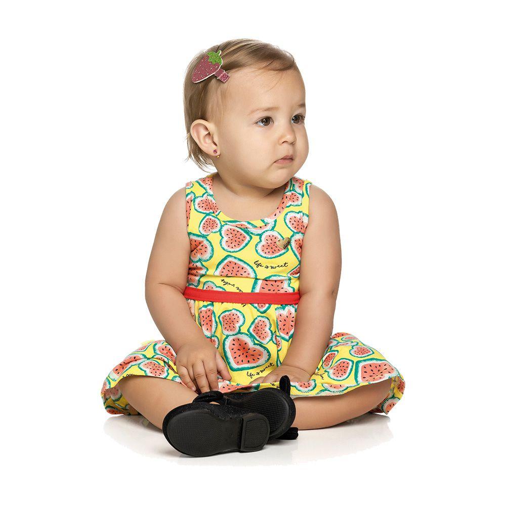 Vestido Melancia Baby