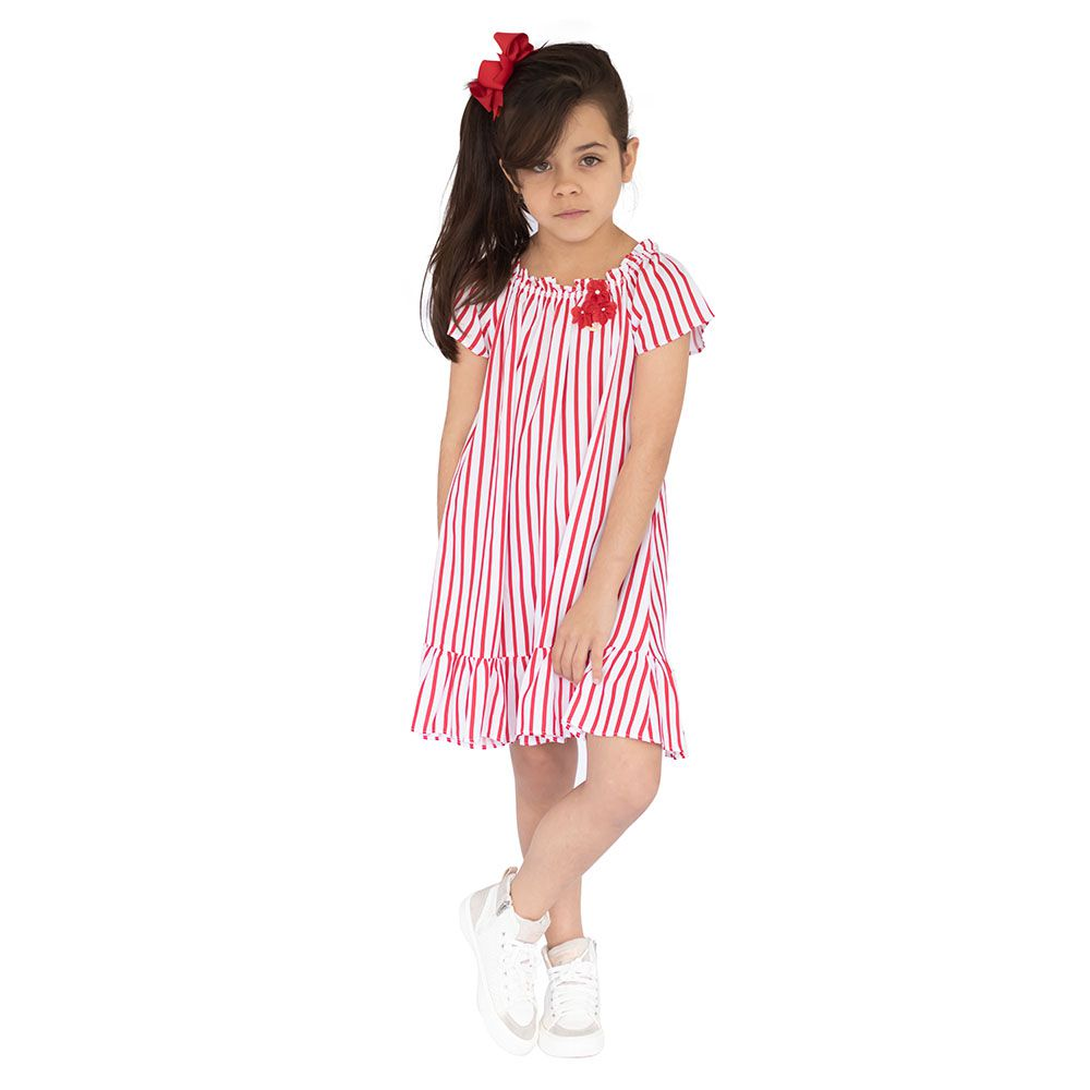 Vestido Mylady Vermelho