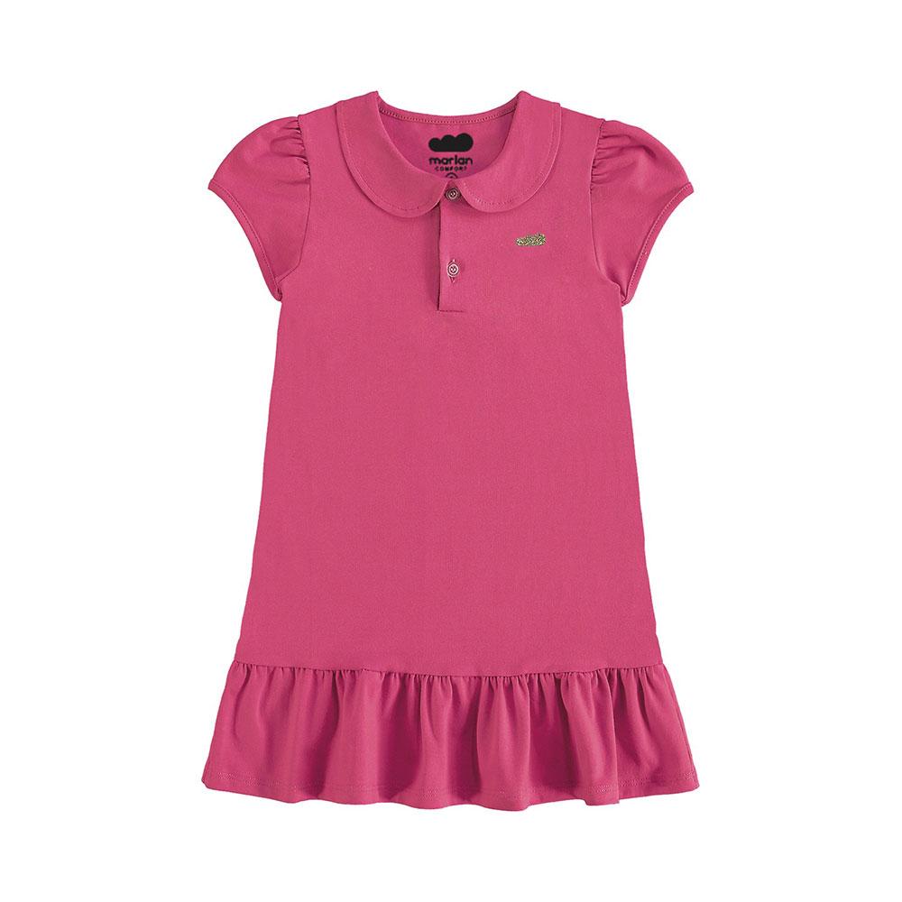 Vestido Pólo Marlan Pink