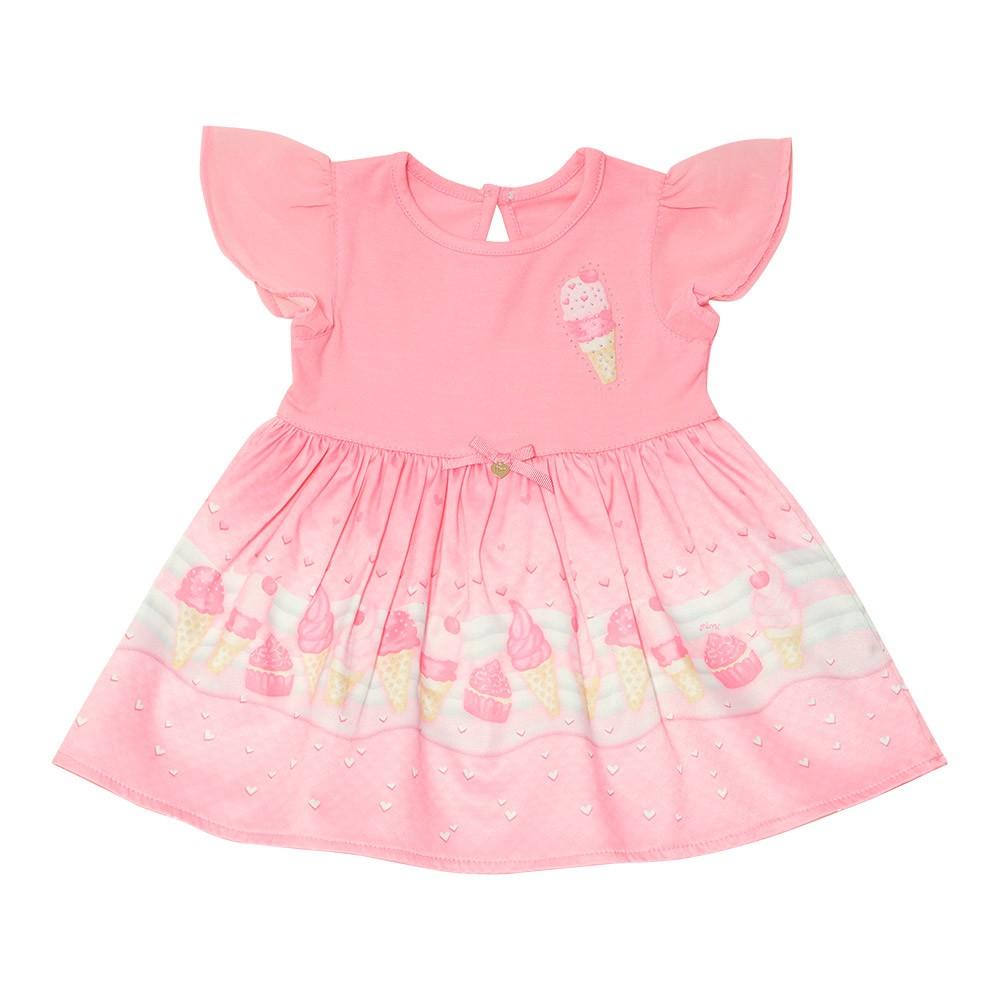 Vestido Sorvetinho Nini Bambini