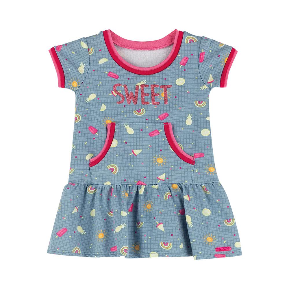 Vestido Sweet Colorittá