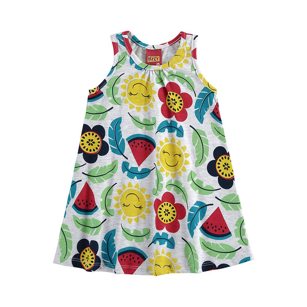 Vestido Tropicália Kyly
