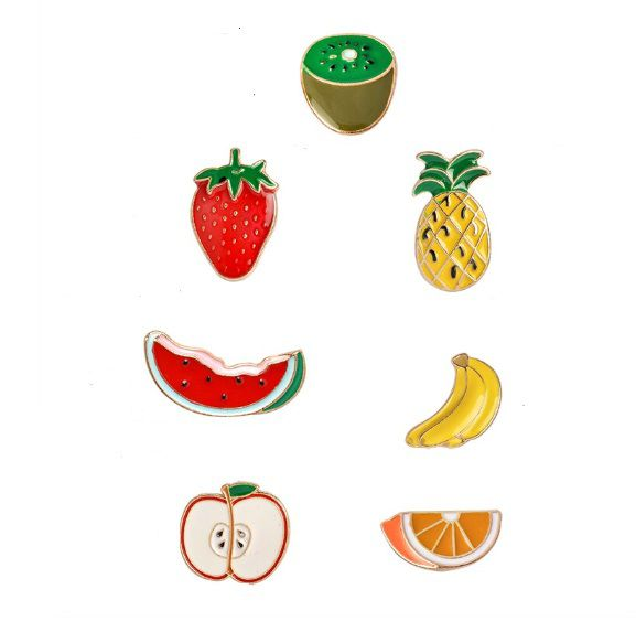 KIT BROCHES 07 FRUTAS
